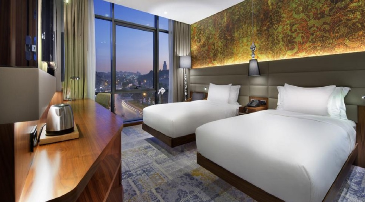 DoubleTree by Hilton Hotel Istanbul